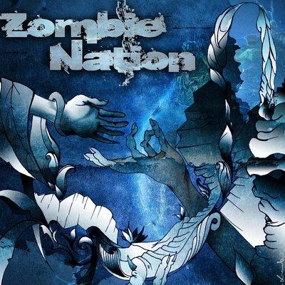 Скачать песню zombie nation