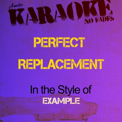 Скачать музыку example perfect replacement