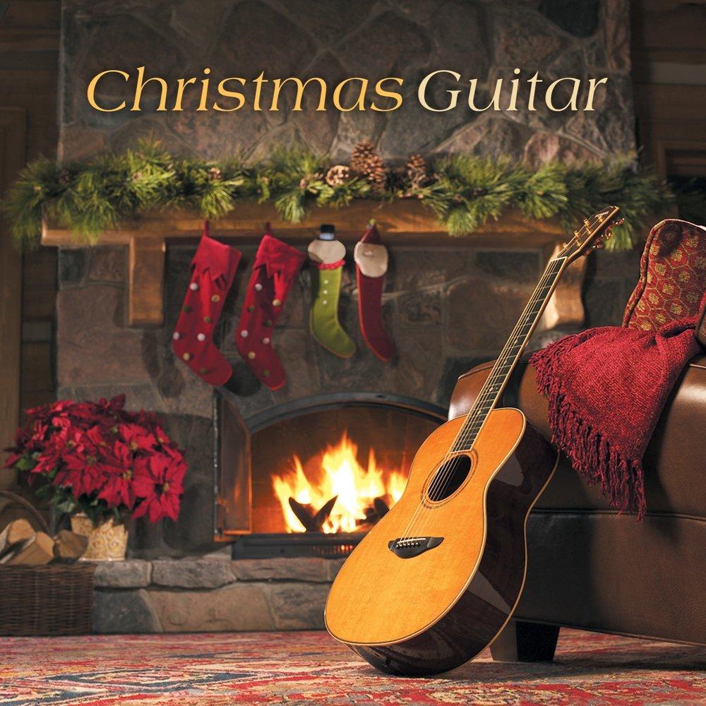 Мелодия к новому году на гитаре