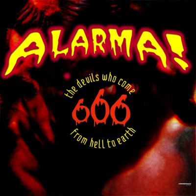 666 - alarma release-date: 11/05/2012 incl new remixes by andrew spencer