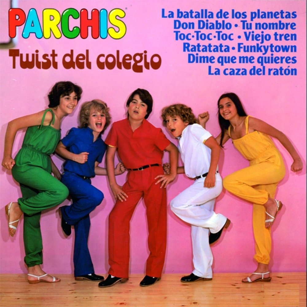 Foto actual de los parchis 98