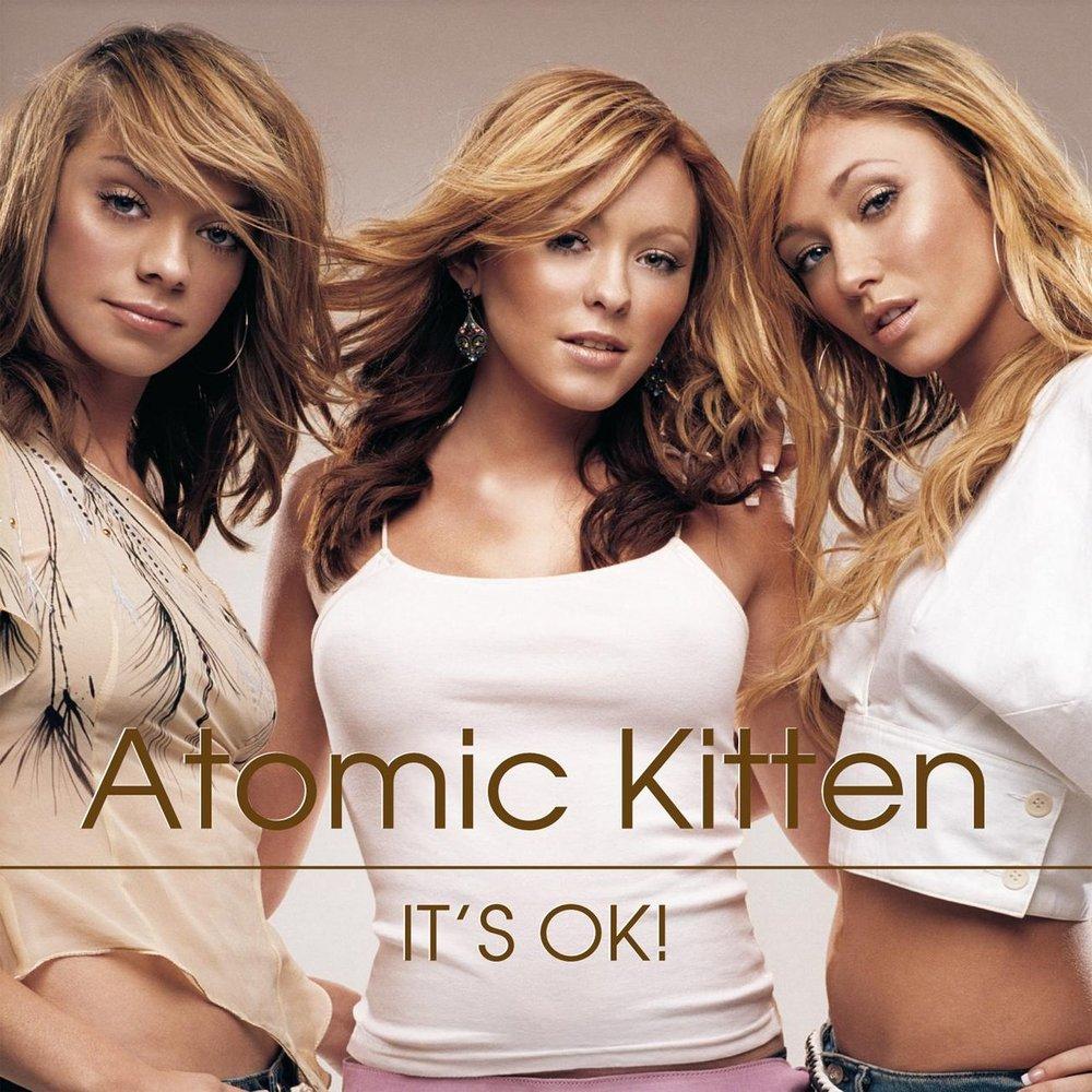 Aльбомы atomic kitten