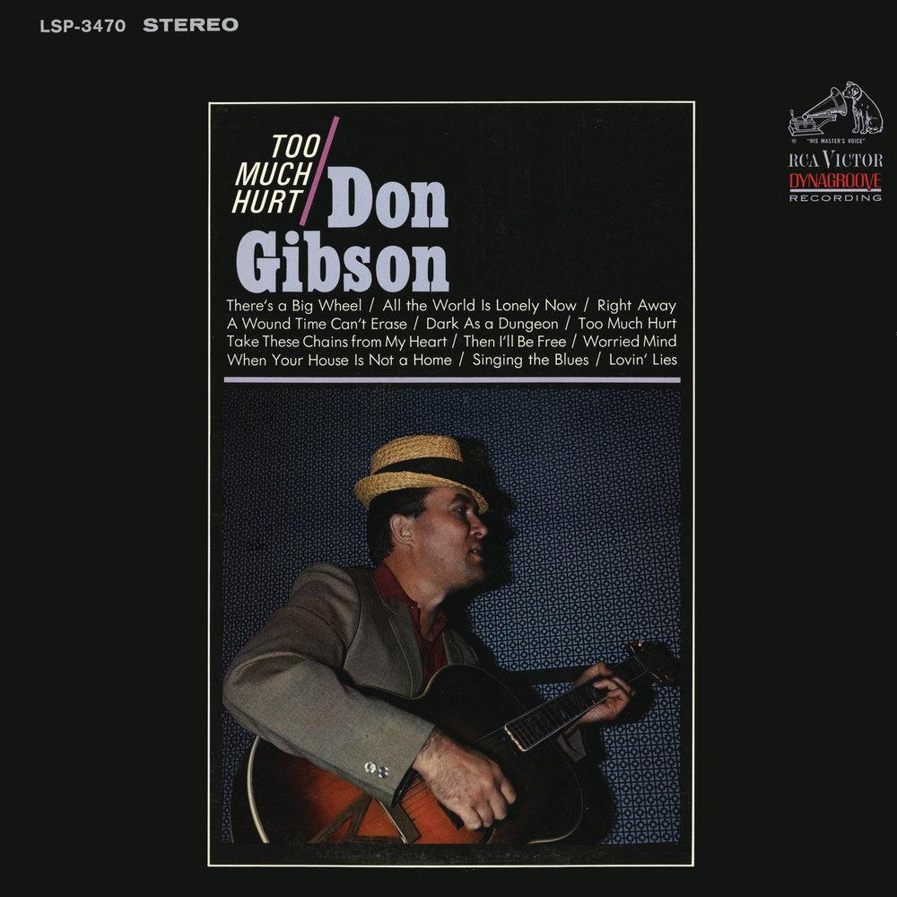 A stranger to me - don gibson