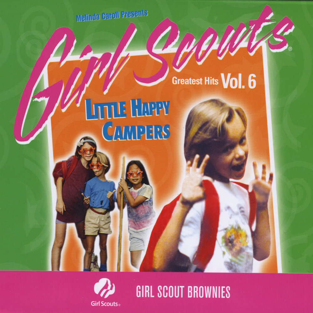 Girl scout camp song