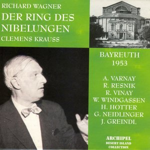 Znalezione obrazy dla zapytania ring des nibelungen keilberth 1952