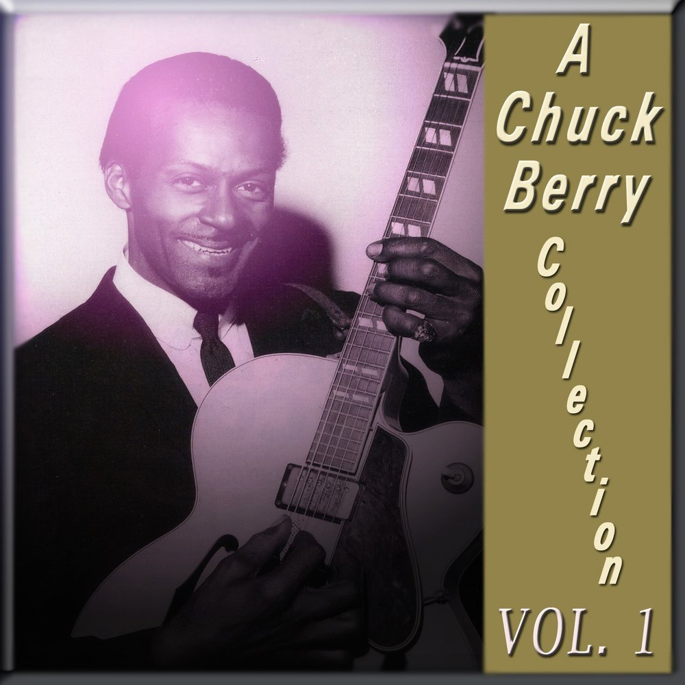 Chuck berry - golden collection 2001