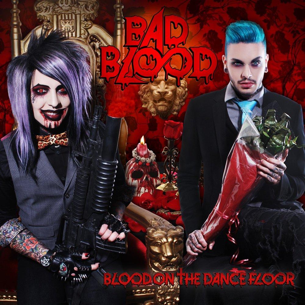 Скачать песню blood on the