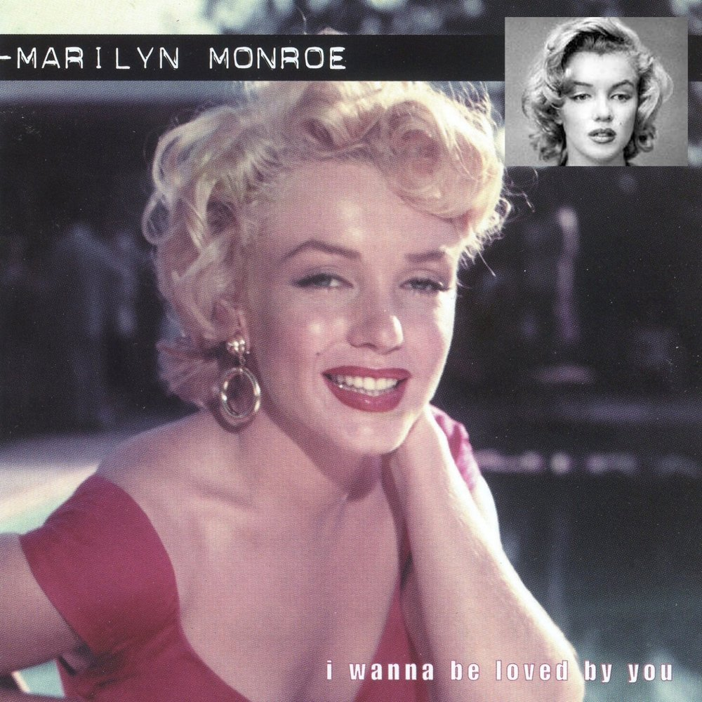 Marilyn monroe - i wanna be loved by you (mr president mix) (1989)