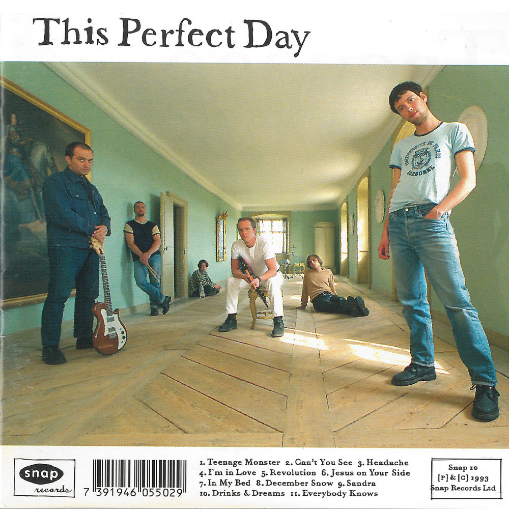 Miriam stockley perfect day highquality rare version