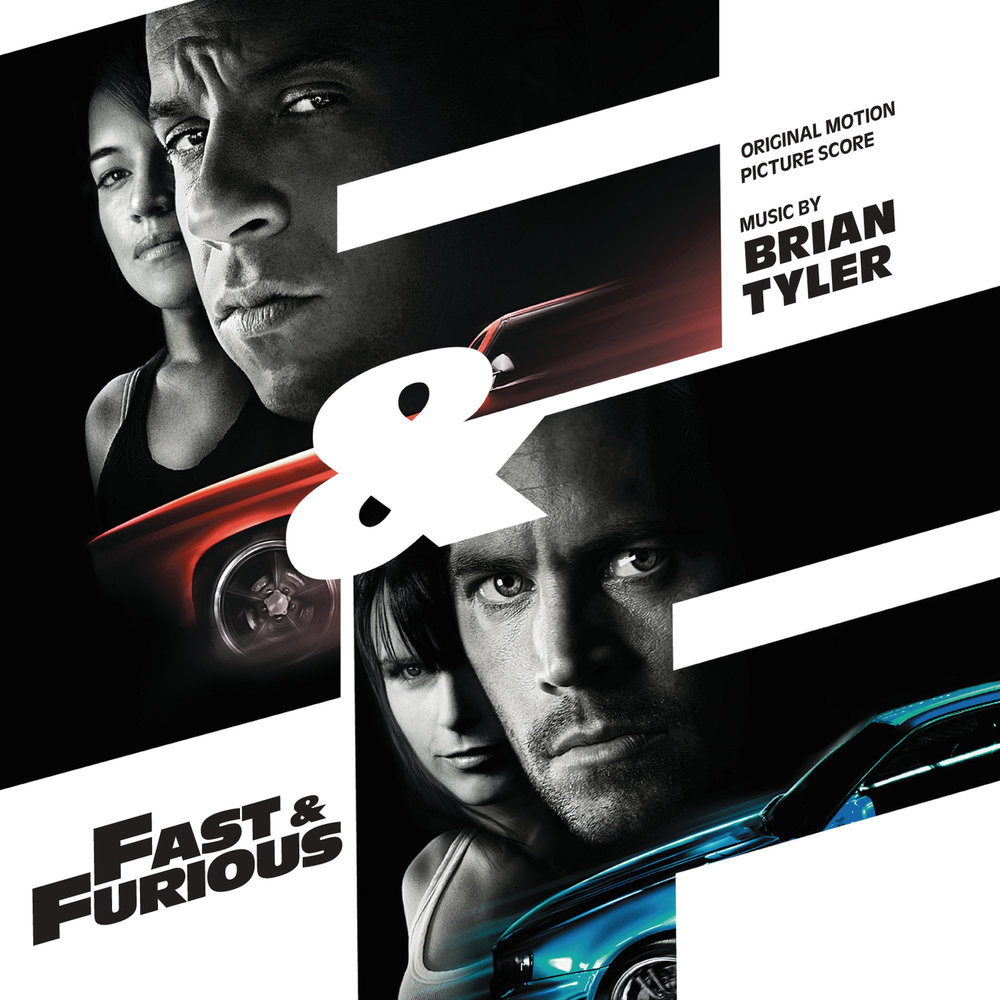 Саундтрек к фильму форсаж /fast and the furious