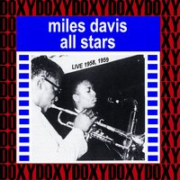 All Stars Recordings the U.S. Concerts — John Coltrane, Miles Davis