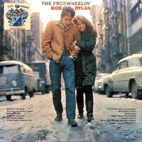 The Freewheelin' Bob Dylan — Bob  Dylan