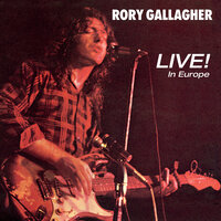 Live! In Europe — Rory Gallagher