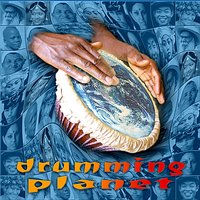 Drumming Planet — Various Music Mosaic Artists