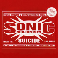 Live at the Suicide Club — Sonic Subjunkies