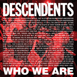 Who We Are — Descendents