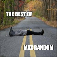 The Best Of — Max Random