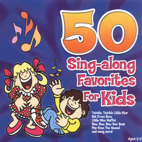 50 Sing-Along Favorites for Kids, Vol. 1 — The Countdown Kids