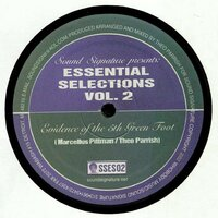 Essential Selections Volume 2 — Theo Parrish, Marcellus Pittman, Theo Parrish & Marcellus Pittman
