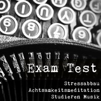 Exam Test - Stressabbau Achtsamkeitsmeditation Studieren Musik für Konzentration Verbessern mit Natur Spirituelle Heilung Instrumental Geräusche — Study Music Group & Stress Relief & Music for Deep Relaxation Meditation Academy, Stress Relief, Study Music Group, Music for Deep Relaxation Meditation Academy