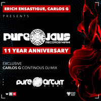 Erich Ensastigue & DJ Carlos G Present PURE JAUS RECORDS (11 YEAR ANNIVERSARY) — сборник