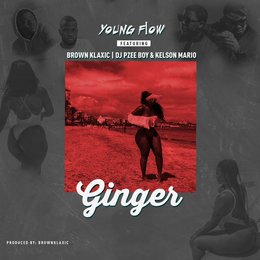 Ginger — Young Flow, Kelson Mario, Brown Klaxic, DJ Pzee Boy