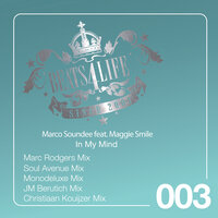 In My Mind — Marco Soundee, Maggie Smile
