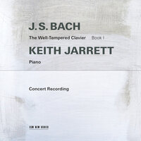 J.S. Bach: The Well-Tempered Clavier, Book I — Keith Jarrett