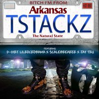 Bitch Im from Arkansas — D-Dirt LilRockObama, ScaleBreaker, T Stackz, Jay Tru