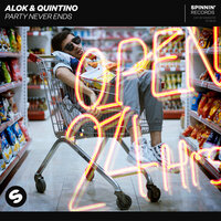 Party Never Ends — Alok, QUINTINO