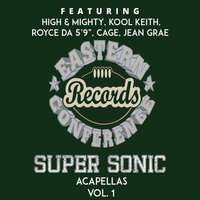 Eastern Conference Super Sonic Acapellas, Vol. 1 — сборник