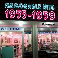 Memorable Hits 1955-1959, Vol. 4 — сборник