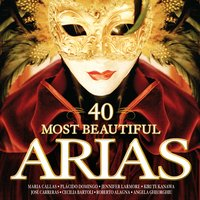 40 Most Beautiful Arias — Zubin Mehta, William Christie, Kent Nagano, Les Arts Florissants, 40 Most Beautiful Arias