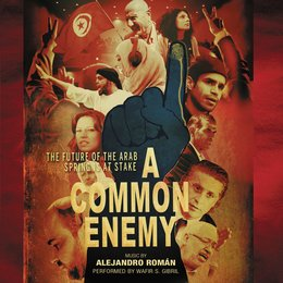 A Common Enemy. Original Motion Picture Soundtrack — Alejandro Roman