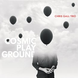Cosmic Playground — Chris Gall Trio, Chris Gall, Peter Gall, Henning Sieverts