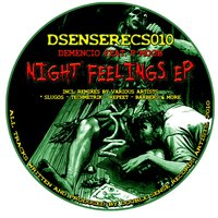 Night Feelings EP — Demencio, Demencio feat. P-Moob, P-Moob