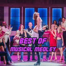 Best of Musical Medley: Fame / Over the Rainbow / Maria / Memory / Let the Sunshine In / Faust / Don't Cry for Me Argentina / Ziggy / Tea for Two / Maniac / The Rose / Pinball Wizard / Moon River / Singin' in the Rain / What I Did for Love / What a Feelin — High School Music Band