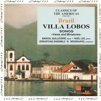 Villa-Lobos: Brazil — Noël Lee, Ensemble Erwartung, Marcel Quillevere, Marcel Quillevere, Noël Lee, Paul Pichard, Ensemble Erwartung, Paul Pichard, Эйтор Вилла-Лобос