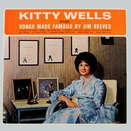 Kitty Wells Sings Songs Made Famous By Jim Reeves — Kitty Wells