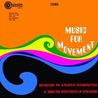 Music for Movement — Angelo Baroncini, Bruno Battisti D'Amario