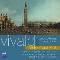 Vivaldi: The Four Seasons — Elizabeth Wallfisch, Australian Brandenburg Orchestra, Paul Dyer