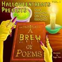Halloween Treats a Brew of Poems — Dolores Faye Thorn, Darren Ray Thorn