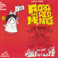Flora the Red Menace — Original Broadway Cast of Flora the Red Menace