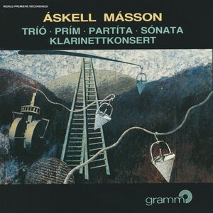 Áskell Másson, Sinfóníuhljómsveit Íslands, Einar Jóhannesson - Clarinet Concerto