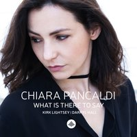What Is There to Say — Darryl Hall, Kirk Lightsey, Chiara pancaldi