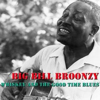 Whiskey And The Good Time Blues — Big Bill Broonzy