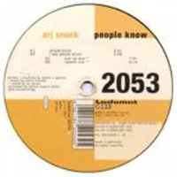 People Know — Arj Snoek