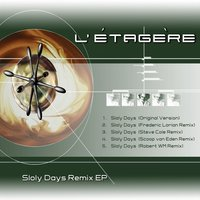 Sloly Days Remix EP — Letagere
