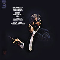Prokofiev: Symphony No. 1 in D Major, Op. 25 - Bizet: Symphony in C Major — Леонард Бернстайн, New York Philharmonic Orchestra