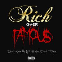 Rich over Famous — Chuck Taylor, Black White, Lijah Hill
